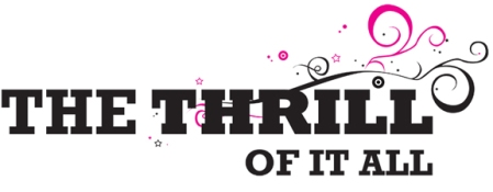 The Thrill of it All Logo